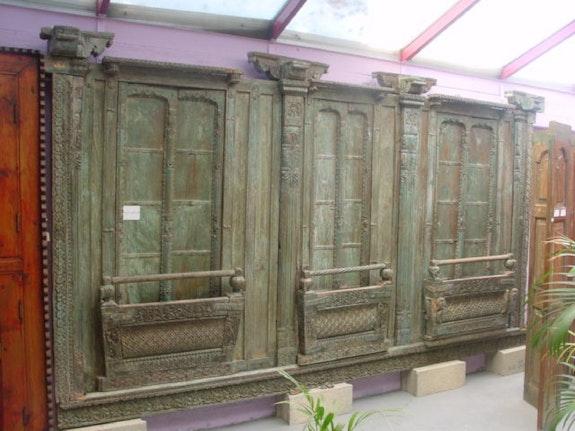 Balkon.  Galerie Gracieuse Orient