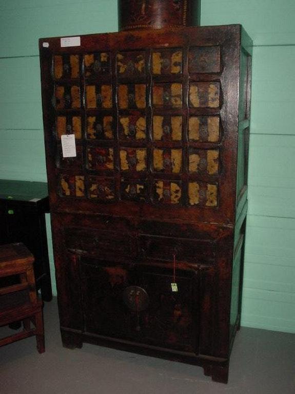 Medizin box.  Galerie Gracieuse Orient