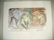 Eurydice and co. Nicole De Fazio Lepage