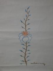 Fleur bleue. E. Schroeder