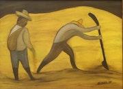 Homenaje a Diego Rivera. Schulz