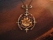 Constellation Pendant. Ferveo Jewelry Art