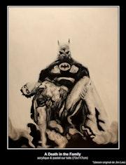 Una muerte en la familia (Batman & Robin). Grégory Travassac