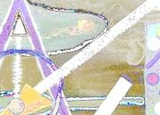 Signal Nr. 4-Serie auf die Landschaft kommunikativen.