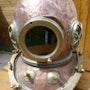 Helmet diver 12 boulons 1948. La Timonerie - Antiquités De Marine
