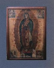 Virgen de Guadalupe. Javier Escalante