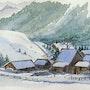 Le village de Ceillac. Thierry Duval