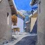 Village de montagne. Thierry Duval