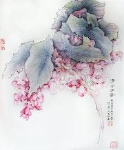LSP02 Begonia Garden. Luolan Shen