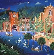 Taormina Night.