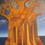 El árbol de la desesperación. Ruben Cukier