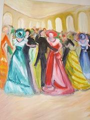 The joy of the dance. Dina Zilberberg