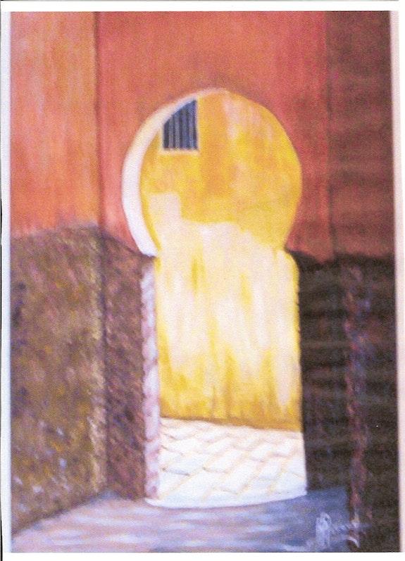 Entre ombre et soleil. Mme Ricaud Pierrette P. Ricaud