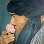 El hombre de la rosa. Marief