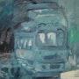Tram blau (oder tram28). Labor