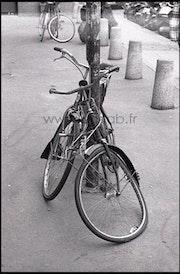 The Parisians Bikes. Arthur Lablanchy