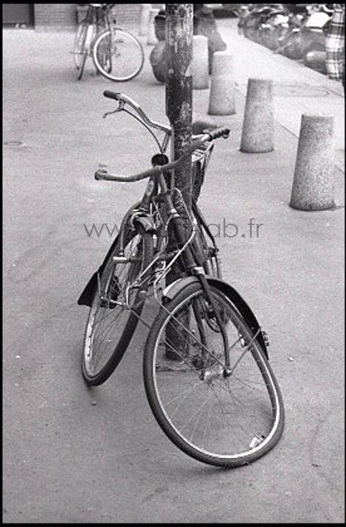 The Parisians Bikes. Arthur Lablanchy Arthur Lablanchy