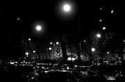 Der Platz des Generals Catroux (xvii arrodissement Paris). Arthur Lablanchy