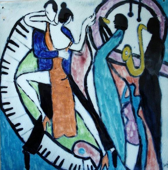 Tango. Ingrid Ohayon Ingrid Ohayon