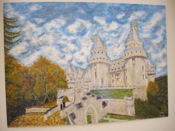 Chateau de Pierrefont. Gallo Jean Gallo