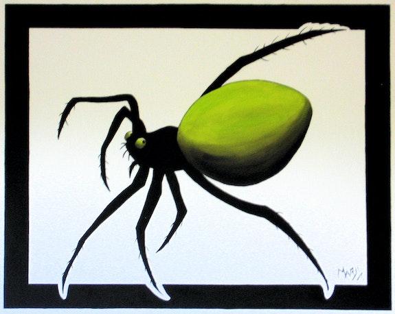 Spider. Marji Marji