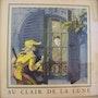 Au clair de la lune… «Vieilles chansons Françaises». Mario Longpré