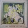 'El Caballero de la canción francesa guet'vieilles. Mario Longpré