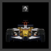 Formule1 - OpticalArt - Vector Drawing.
