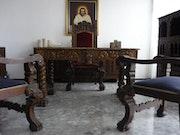 Colonial Office. Luis De Garay