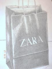 Zara Tasche. Marta Arberas