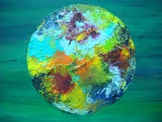 Arson Painted Earth. Arson
