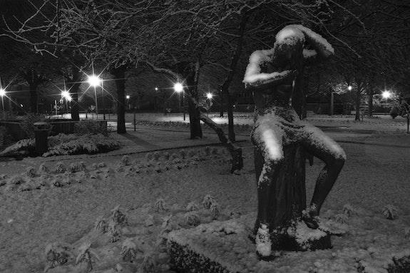 """Nu Snowy Range """"Gärten Schnee"""". Emmanuel Da Silva Emmanuel Da Silva"""