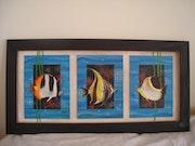 Les poissons. Viera Farina