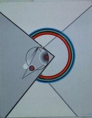 Stargate 1983. Alfredo Brusorio (Artiste Peintre)