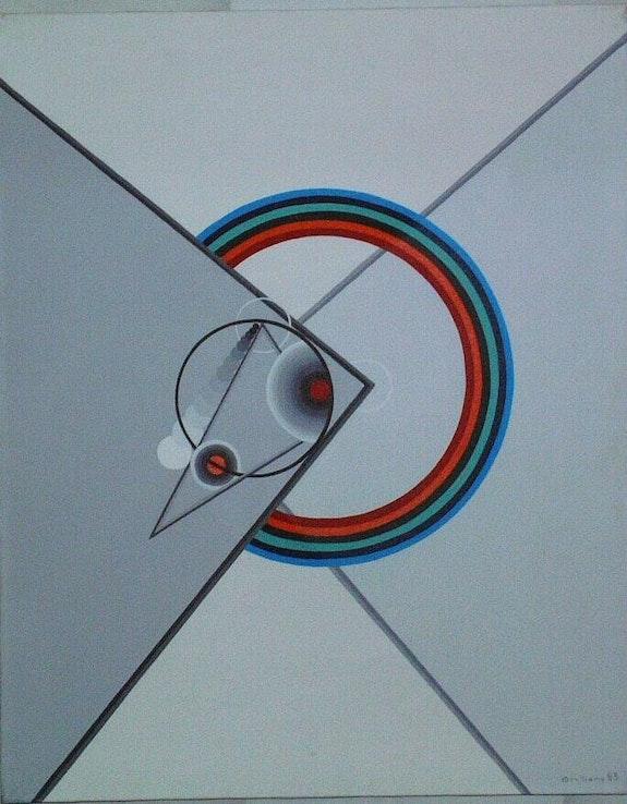 Stargate 1983. Alfredo Brusorio Alfredo Brusorio (Artiste Peintre)