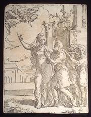 The Emperor Augustus the consultant Sybille tiburine.. Historien d'art, Archéologue; Chercheur Free-L.
