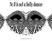 No it is not the bra of a bellydancer. Www.Wacmac.Com