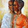 Schwarze Schwestern.