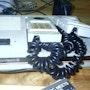 Console intellivision II avec 32 jeux 1979. Sonia Guillet