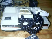 Console intellivision II avec 32 jeux 1979.
