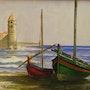 Les Barques Catalanes. Jacquie