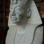 Kunst Tutanchamun Totenmaske. Philip Le Bosco