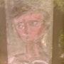 Retrato de hombre Richard Mandin. Pedro