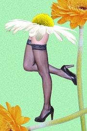Mujeres desnudas piernas Dreams: impaciente…. Claude Jurascheck