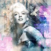 Draw Bild Marilyn Monroe 40 X 40.