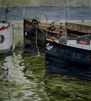 Houseboats Fralde.
