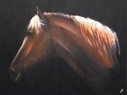 Etdute cheval. Pierrejean