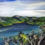 Le lac de St-Cassien. Annie Mary