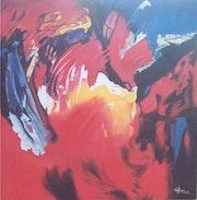 Exposition d'art. Delphine Clark
