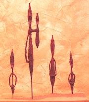 The Gaua Tribe. Pierre Soufflet